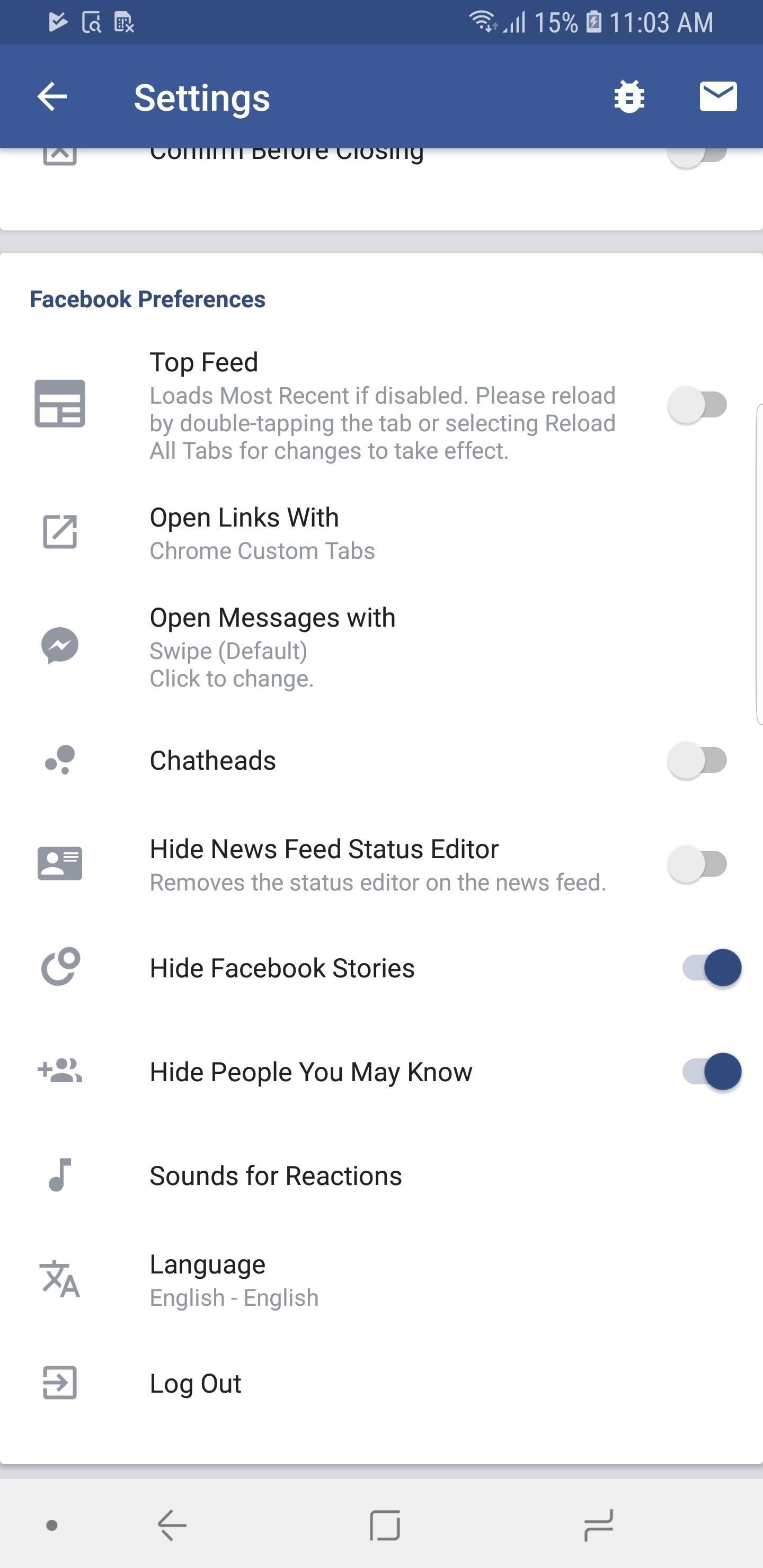 How to hide stories in your Facebook feed on the iPhone or Android