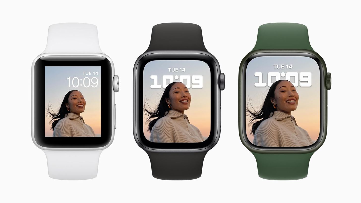 Apple Adds Pro Features to iPad & Revived iPad Mini, Upgrades Display for Apple Watch Series 7