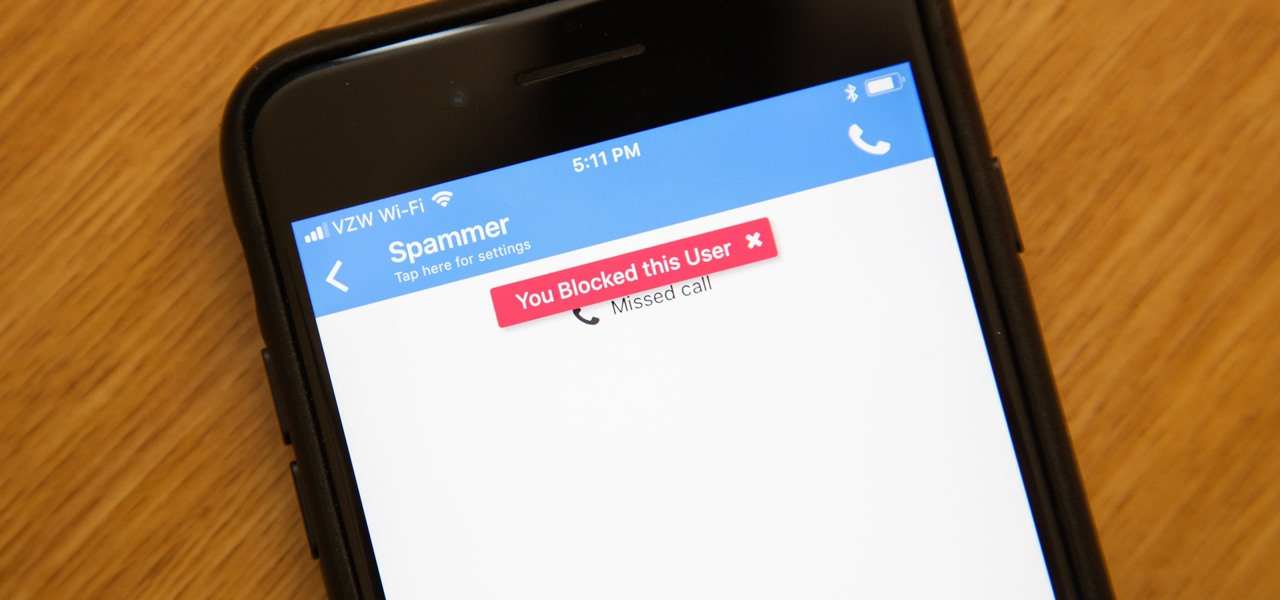 How to Block Contacts from Calling or Messaging You