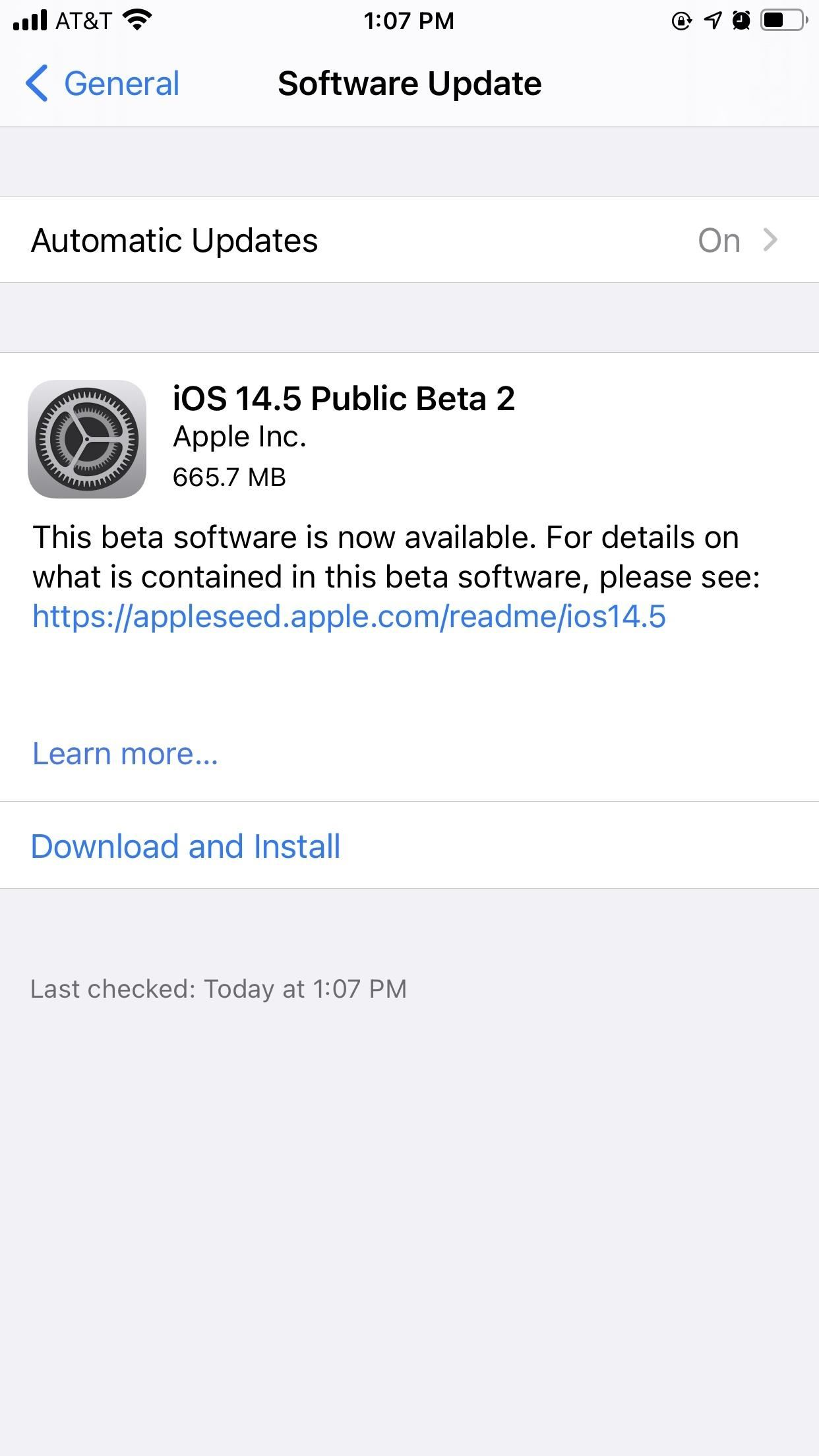 Apple Releases iOS 14.5 Public Beta 2 for iPhone, Adds Over 200 New Emoji & Apple Music Lyric Sharing