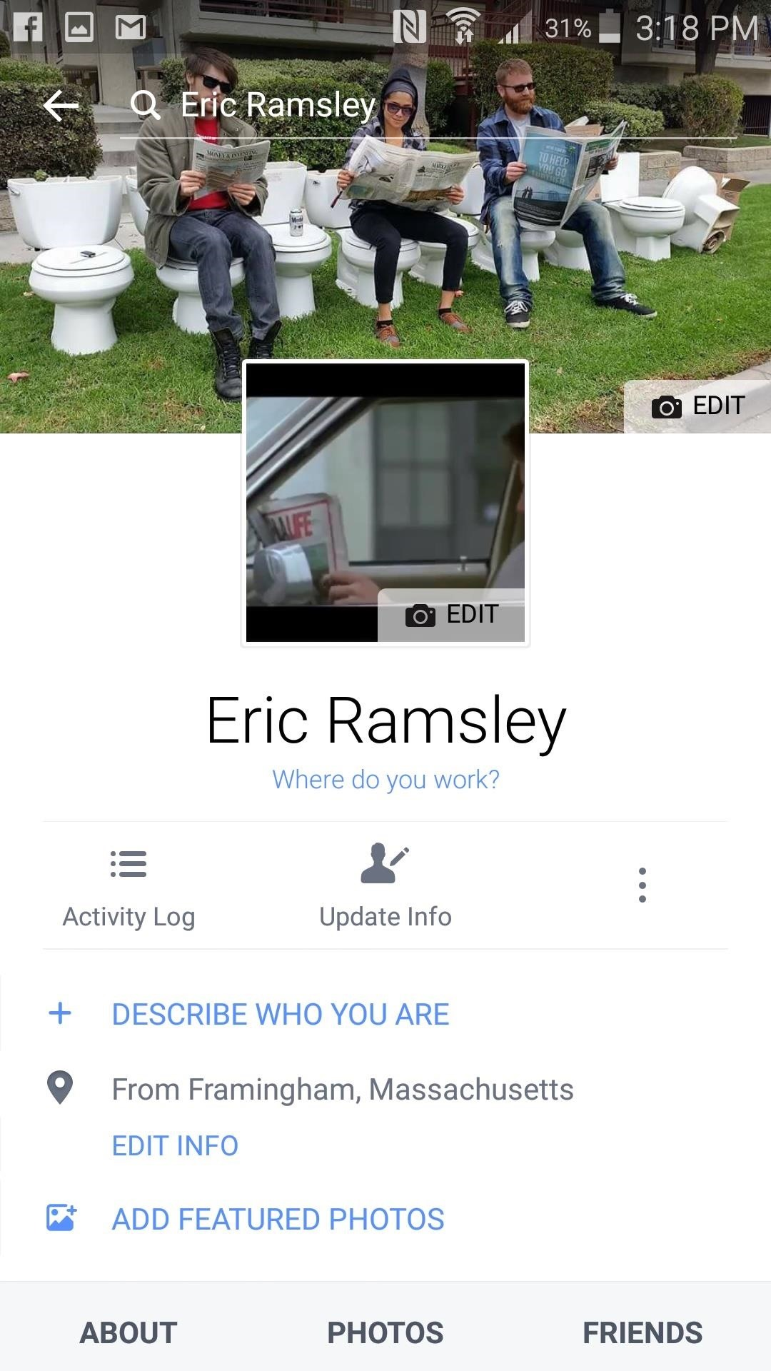 After Months of Waiting, Android Users Can Now Add Video Facebook Profile Pics
