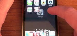 Use Infinidock for iPhone & iPod Touch