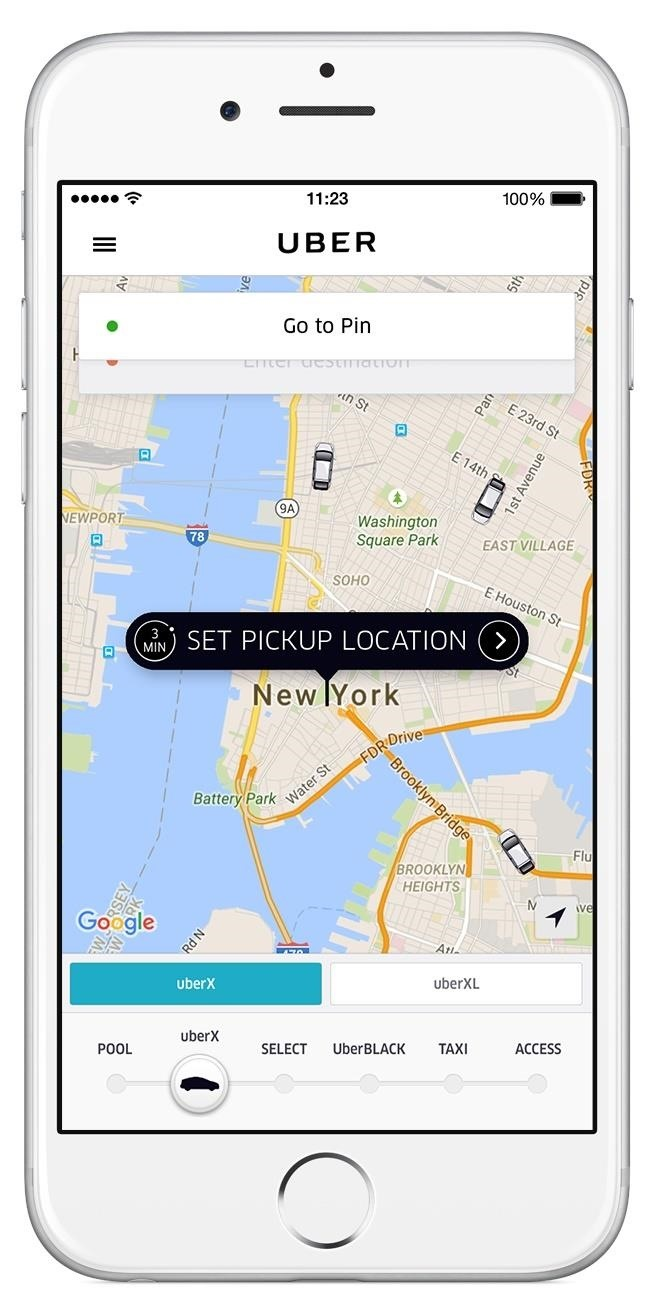 Uber Tracked iPhone Users, Even After Deleting the App