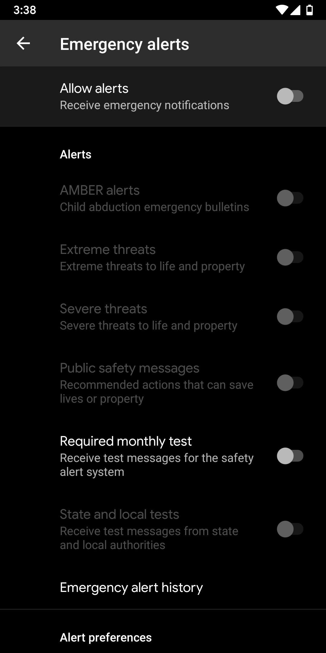 How to Turn Off Those Annoying Amber Alerts & Emergency Broadcasts