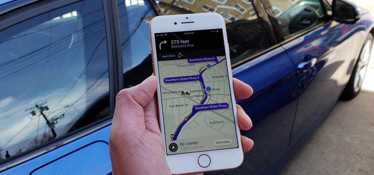How to Add Your Toll Passes & Use HOV Lanes in Waze to Get Where You