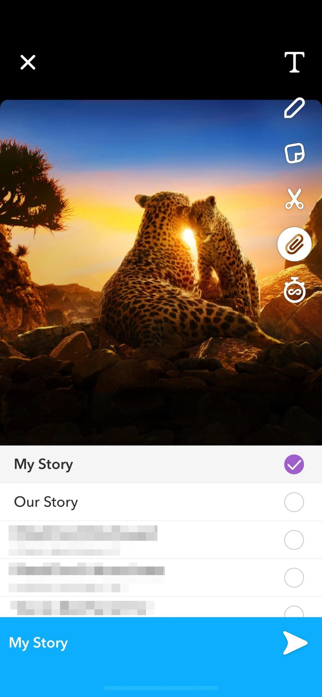 Share What You're Watching on Netflix to Your Snapchat Story So Your Friends Can Watch Too