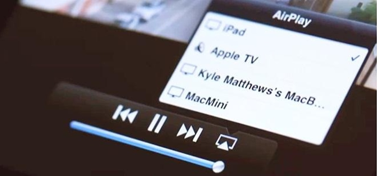 Don't Have an Apple TV? Use AirPlay to Stream Content to Your Mac Instead