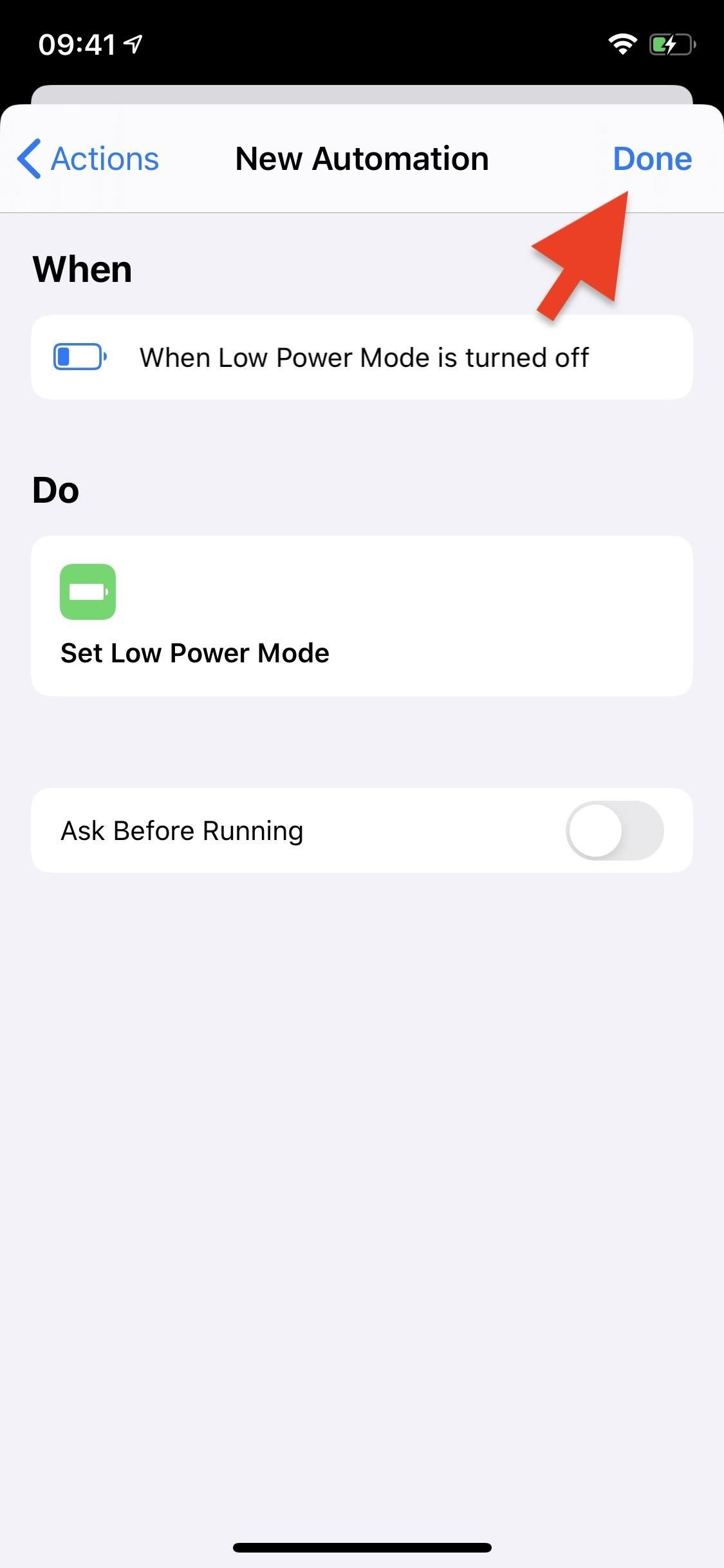How to Keep Low Power Mode Enabled Indefinitely on Your iPhone