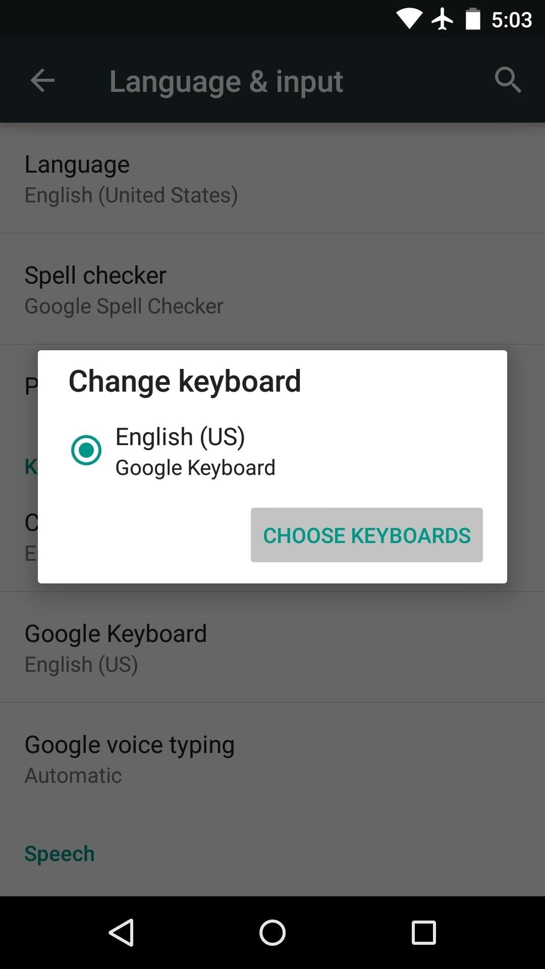 Get Sony's New Xperia Z3 Keyboard on Almost Any Android Device