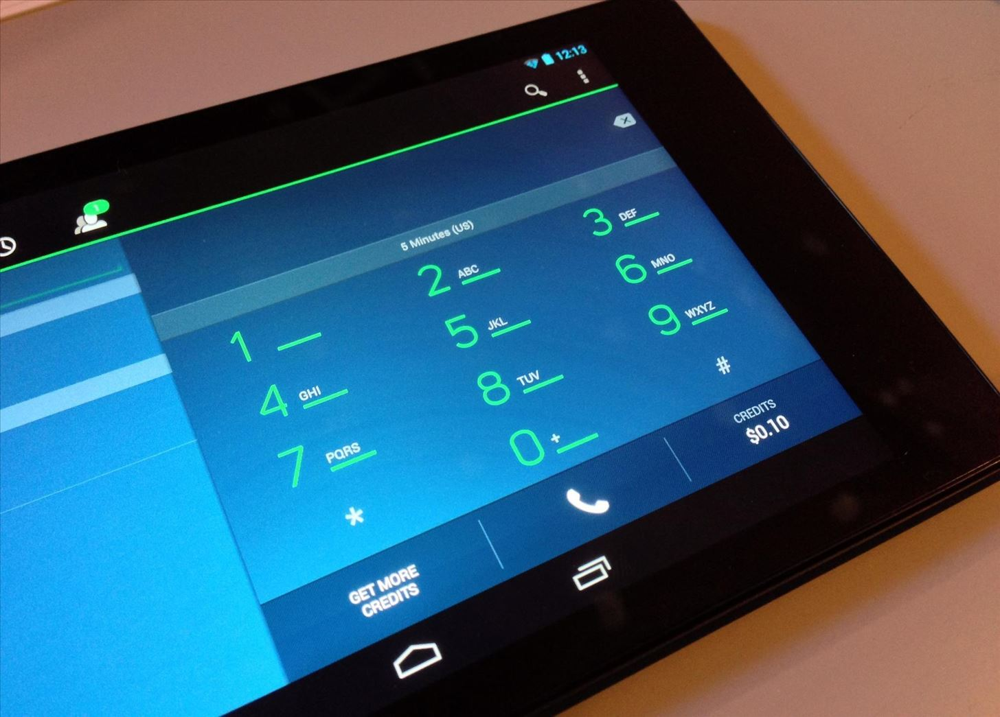How to Turn Your Nexus 7 Tablet into a Phone for Free Calls & Text Messages