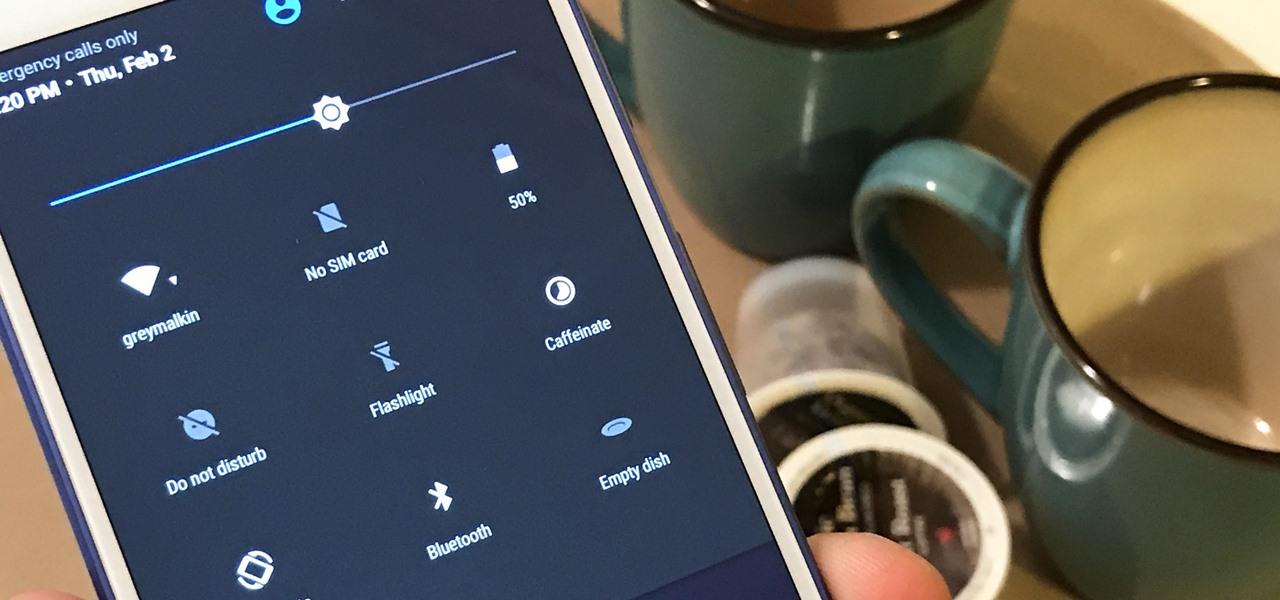 Get CyanogenMod's 'Caffeine' Feature to Keep Your Screen Awake Longer at the Press of a Button