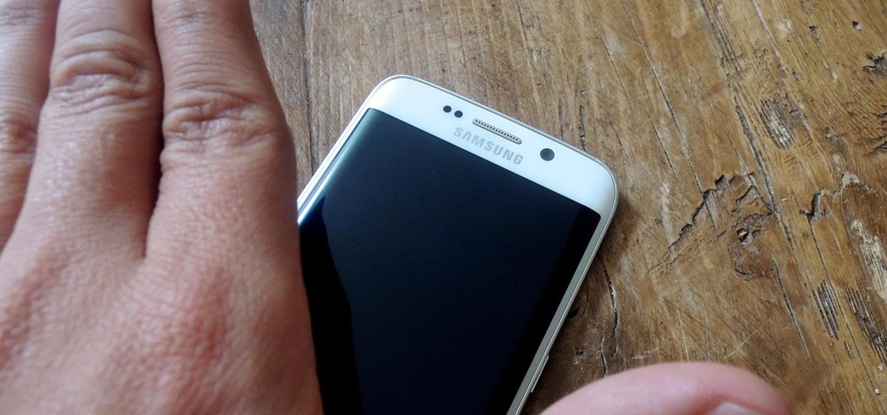 Wake Your Samsung Galaxy S6 by Hovering Your Hand Over It