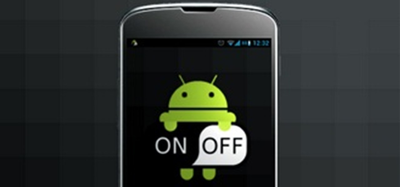 Auto-Toggle Your Android Device's Wi-Fi On and Off When Near or Away from a Hotspot