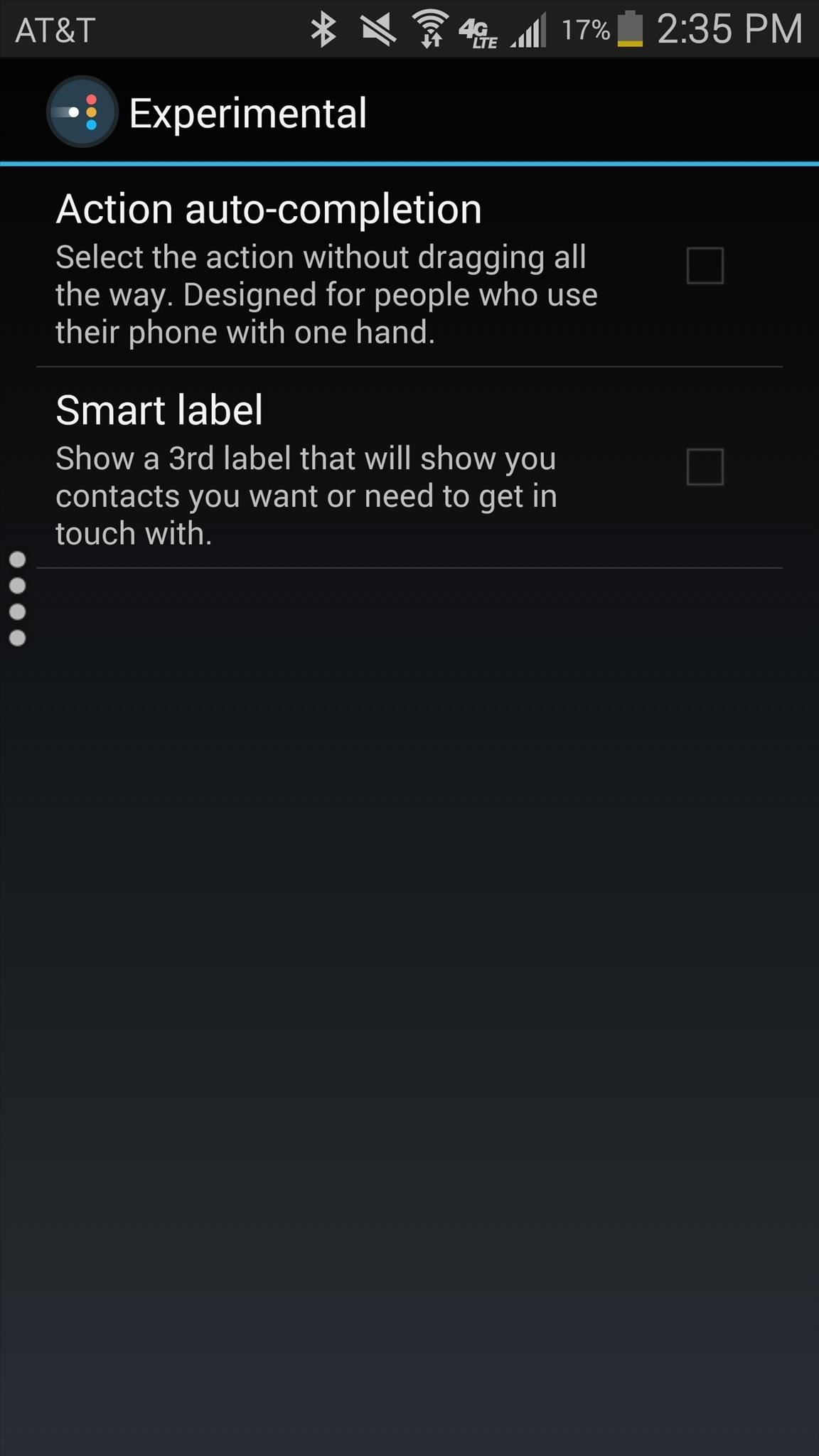 Access & Organize Your Contacts from Any Screen on Android