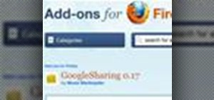 Anonymize your searches via GoogleSharing for Firefox