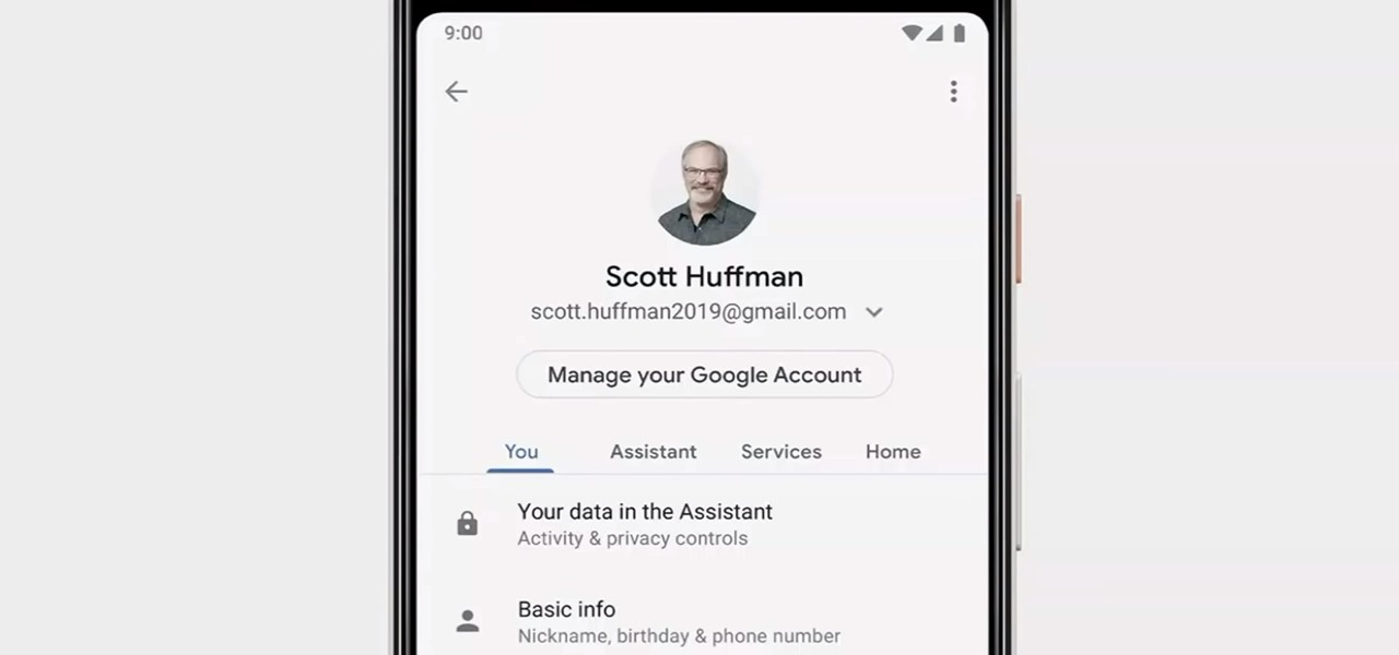 Coming Soon: Delete Personal Data That Google Assistant Uses Without Having to Open a Browser