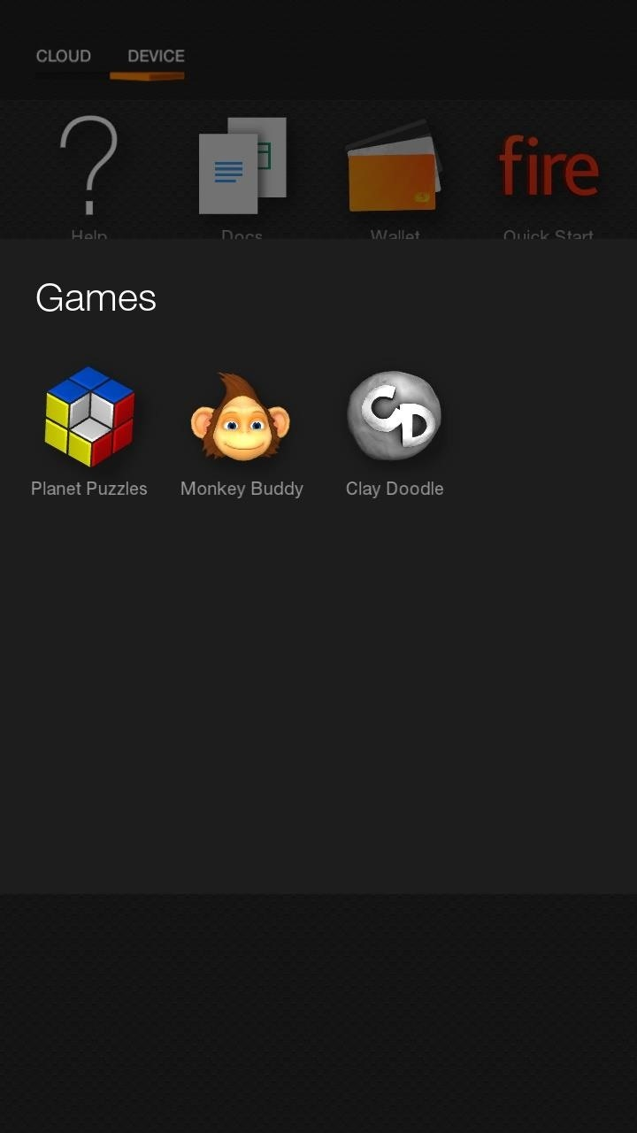 How to Create App Folders on the Amazon Fire Phone