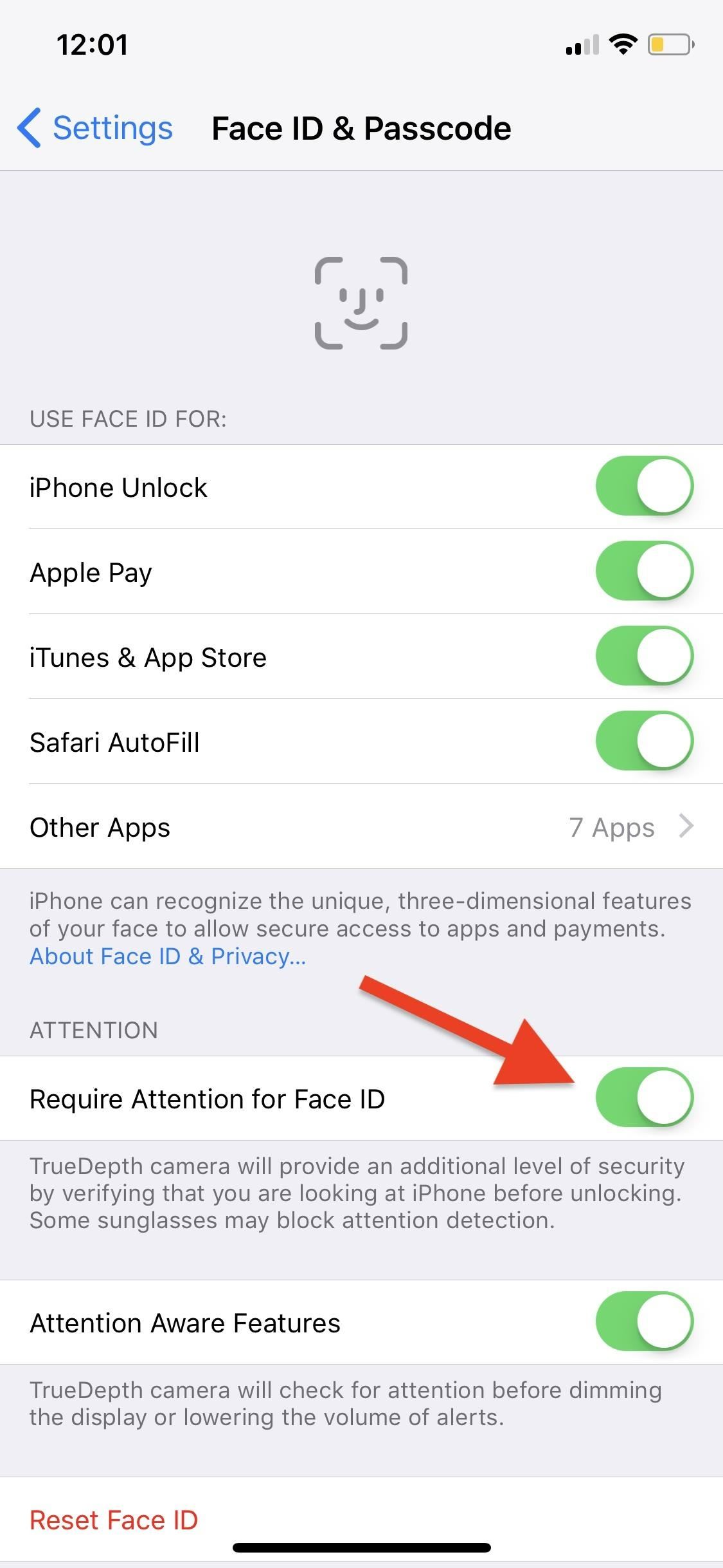Tips to Make Face ID Work Every Time on the iPhone X, XS, XS Max & XR