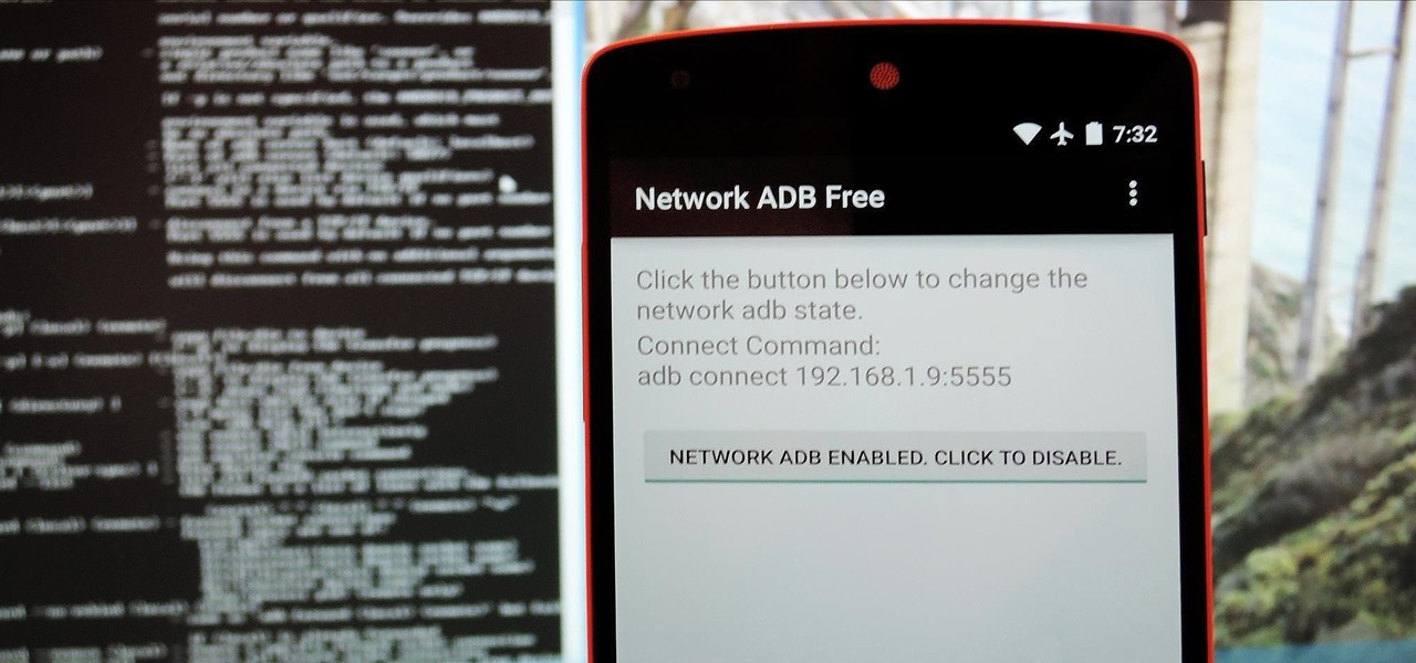 How to Send ADB Commands Over Wi-Fi on Android « Android