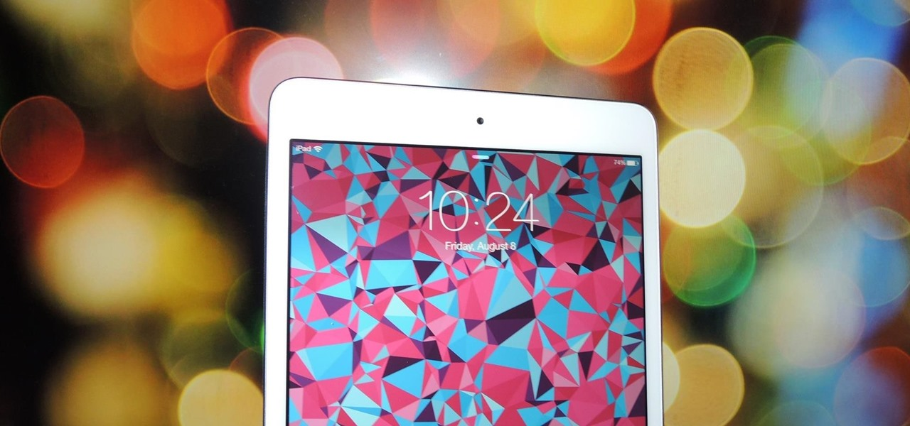 Create Your Own Abstract, Polygon-Shaped Wallpapers for Your iPad or iPhone
