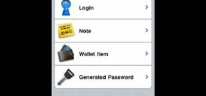 Manage all your passwords on your iPhone
