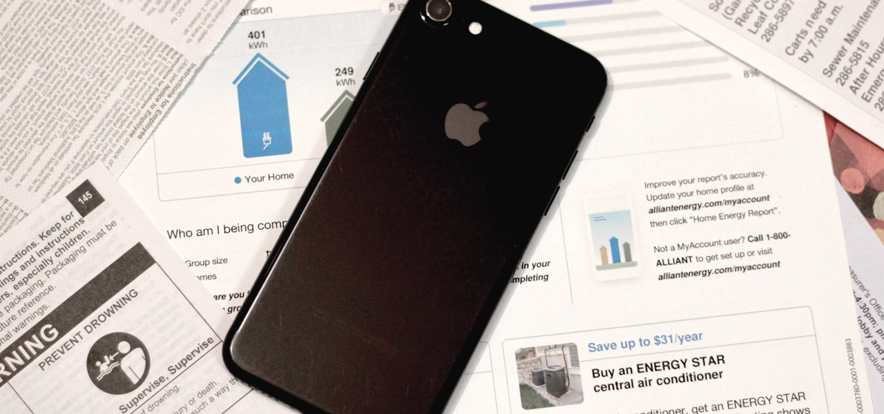 How To Scan Documents Right To Your Iphone Icloud Or Third