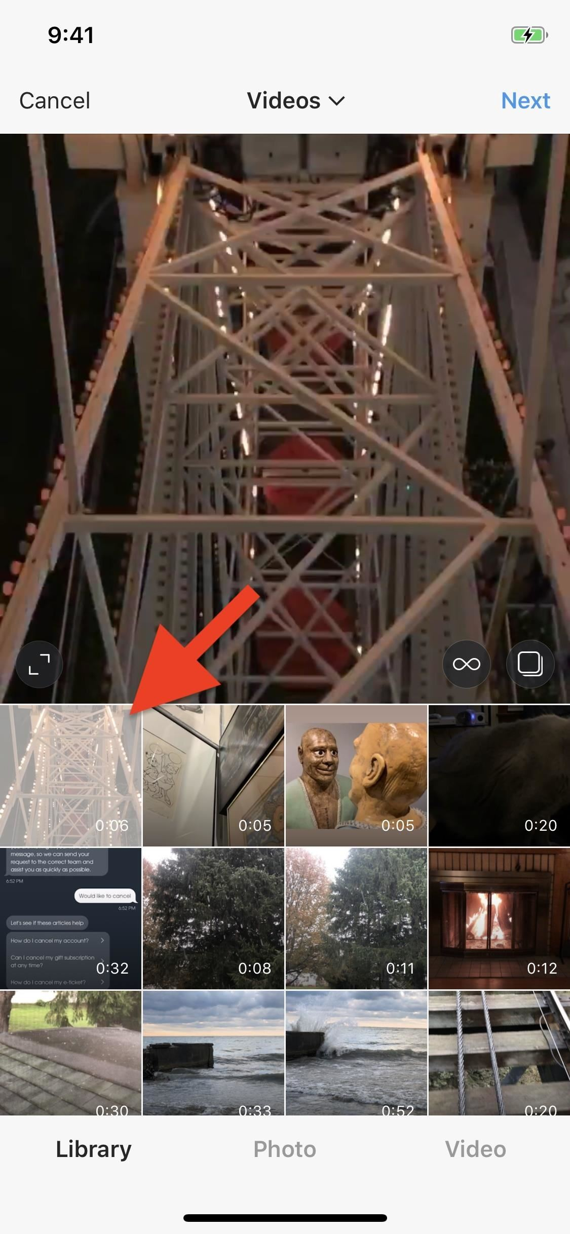 Instagram 101: How to upload Live Photos as Instagram Videos & Stories