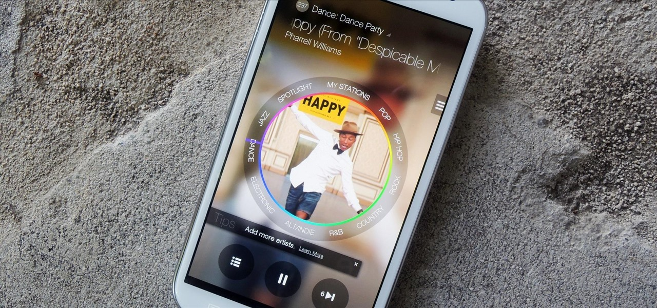 "Use Samsung's New Ad-Free ""Milk Music"" Streaming Service on Your Galaxy Note 2"