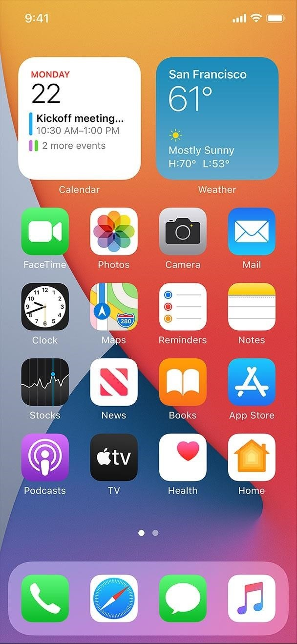 Apps That Work with iOS 14's New Home Screen Widgets