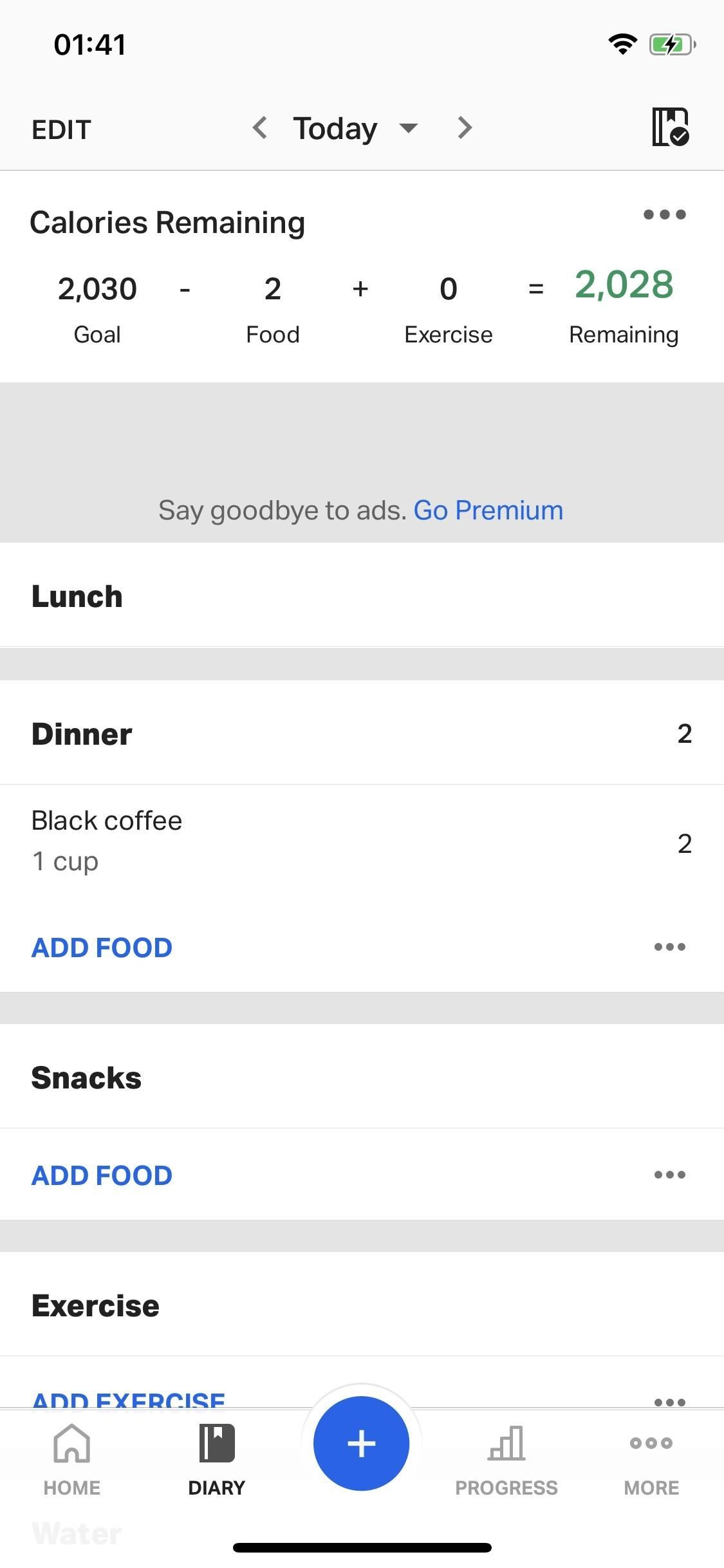 MyFitnessPal Has a Hidden Way to See How Much Weight Your Diet Will Help You Lose