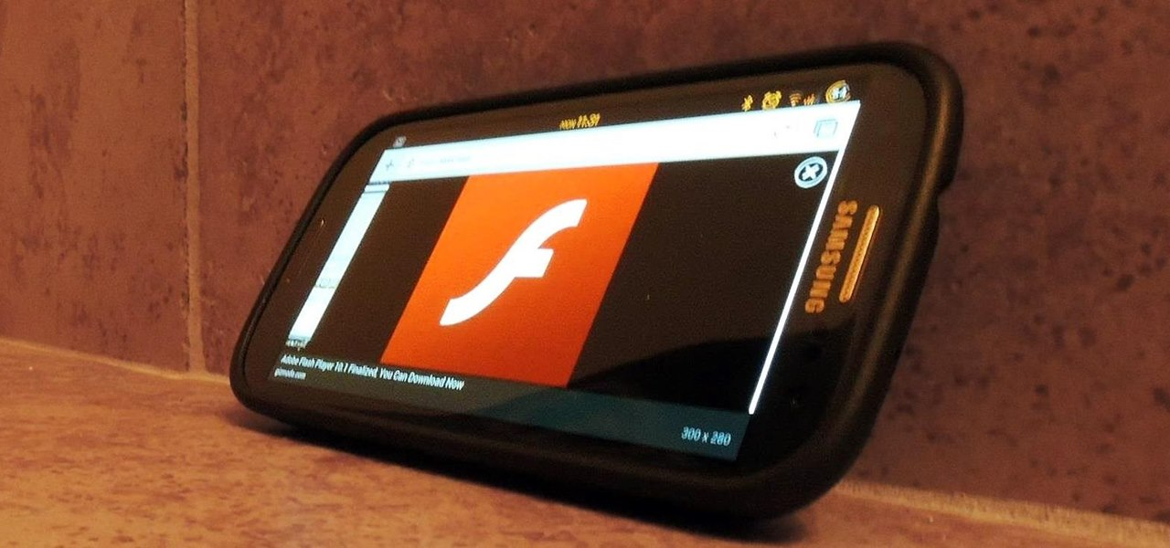 download mobile flash player