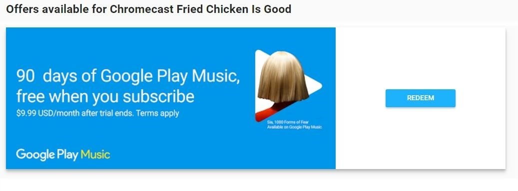 Deal Alert: Get Google Play Music & YouTube Red for Only $5 a Month (Up to 5 Years!)