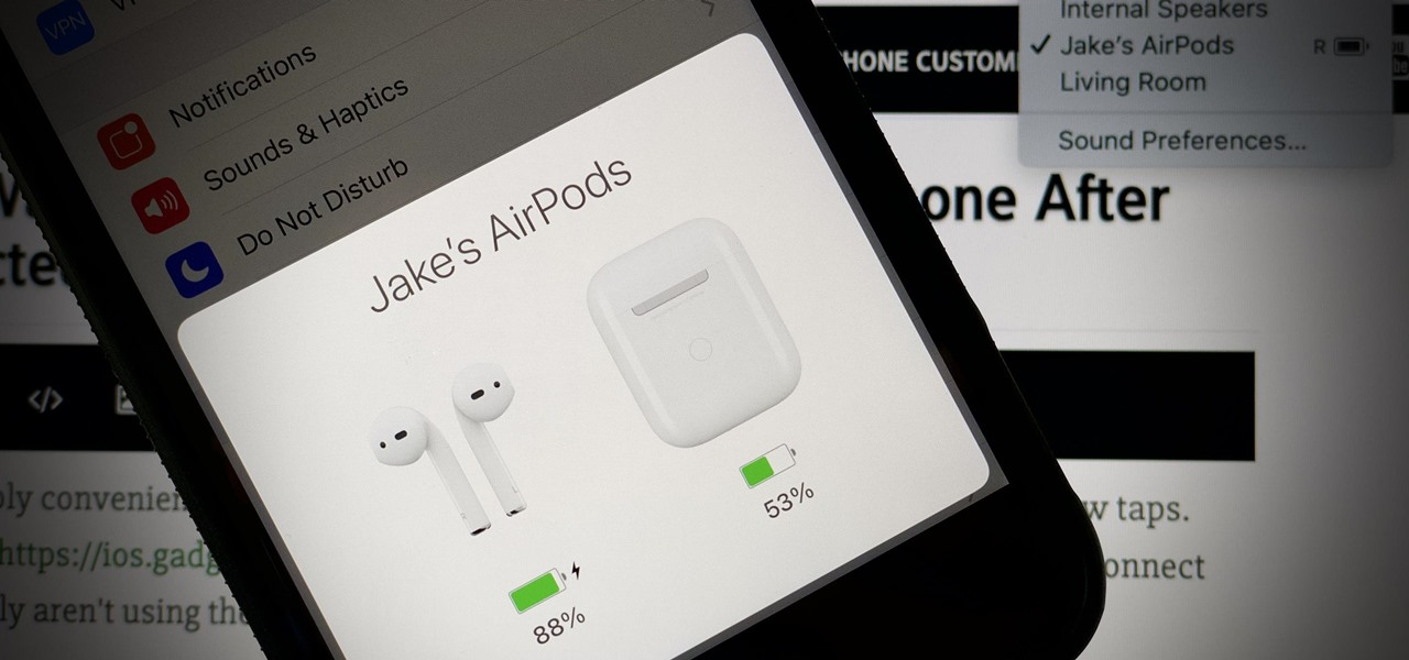 The Fastest Way to Connect AirPods from Another Device to Your iPhone
