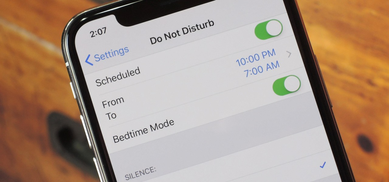 Use iOS 12's 'Digital Health' Features to Keep Your iPhone Usage in Check & Limit Interruptions