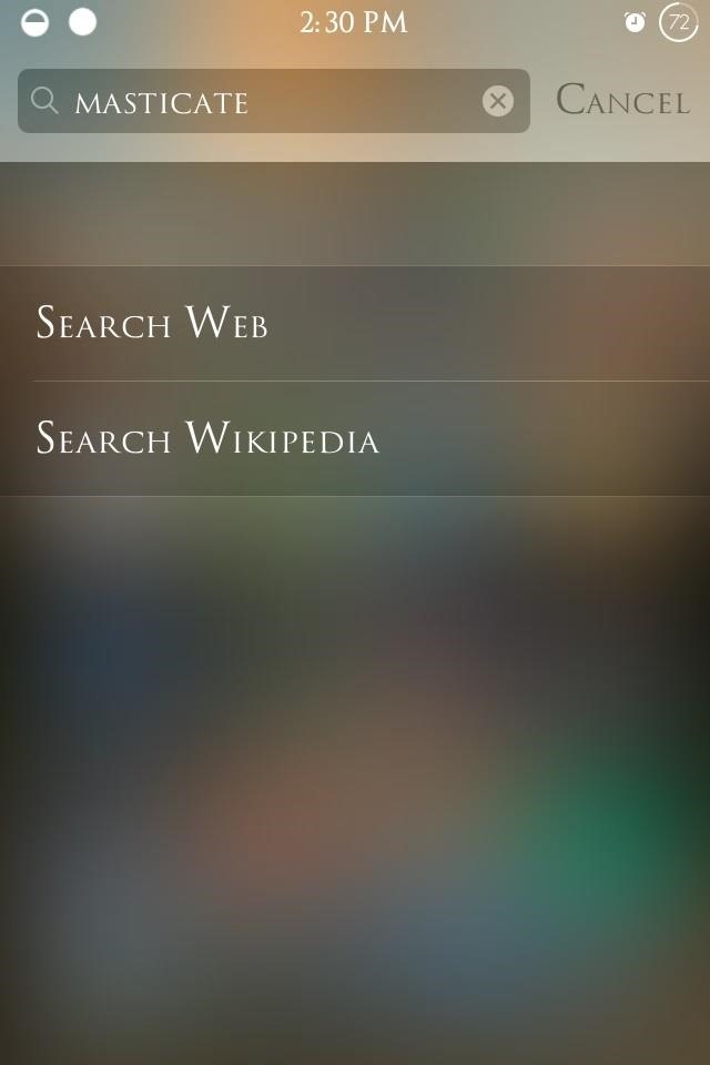 Get Definitions Faster by Adding Dictionaries Straight to Spotlight Search on Your iPhone