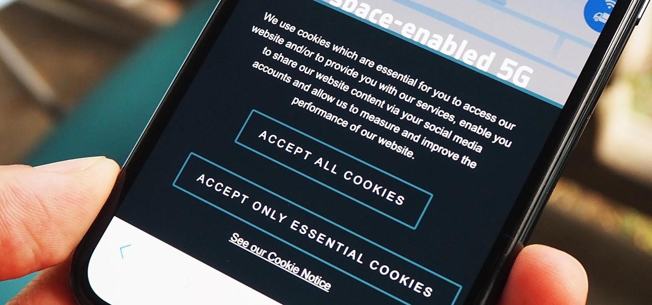 Block Those Annoying Cookie Consent Notices from Appearing on Websites in Safari