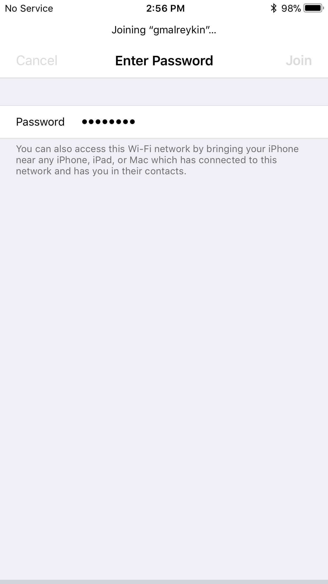 How to Instantly Share Wi-Fi Passwords from Your iPhone to Other iOS 11 Devices Nearby