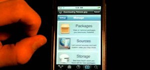 Install Cydia 1.0.3366-1 on an jailbroken Apple iPhone, iPad or iPod Touch