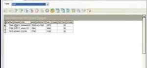 Change master-detail settings in Oracle in DreamCoder