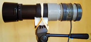 Build a Cheap USB Spy Telescope to Take Covert Digital Photos from Far Away
