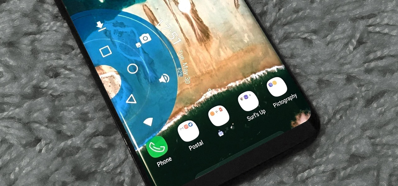 Replace Your Galaxy S8's Nav Bar with Pie Controls to Prevent Screen Burn-In