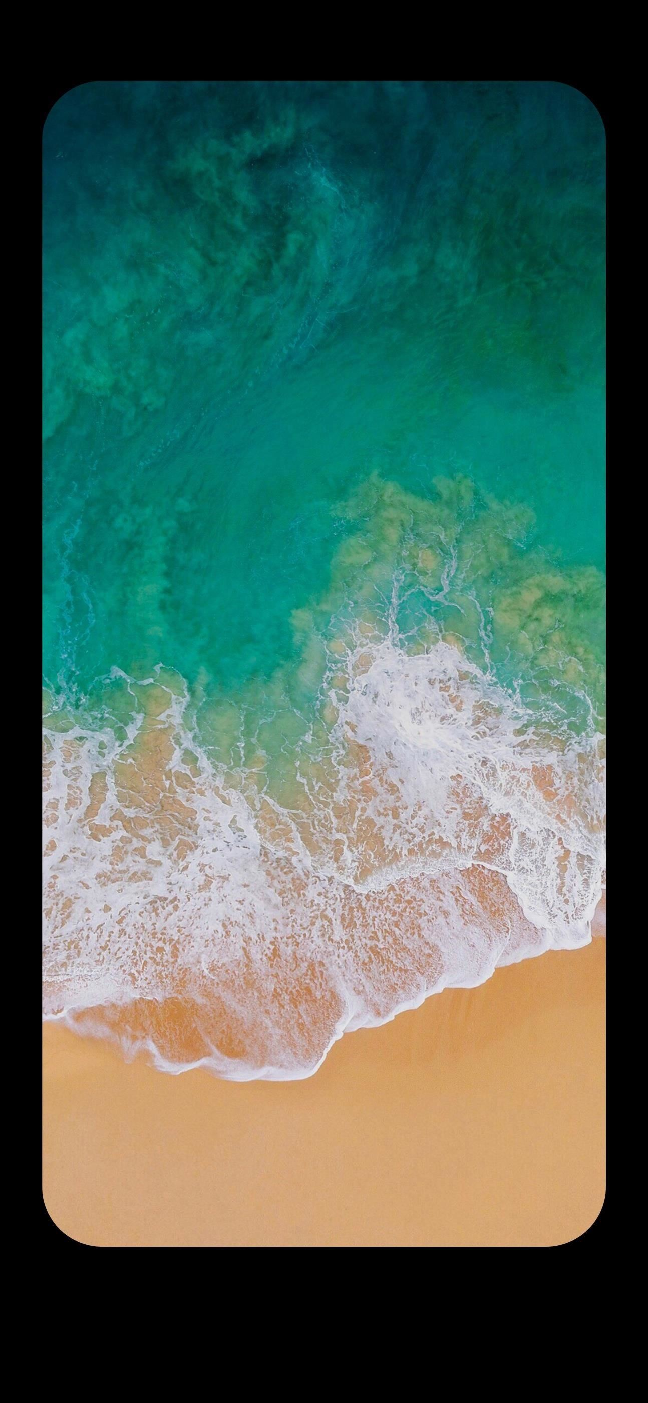 These iPhone X Wallpapers Can Completely Hide the Notch