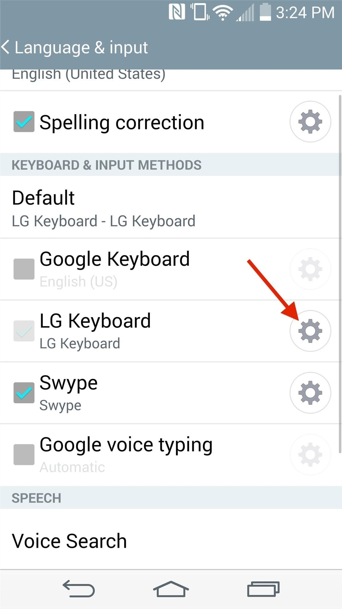Exclusive Keyboard Themes for the LG G3 « LG G3 :: Gadget Hacks