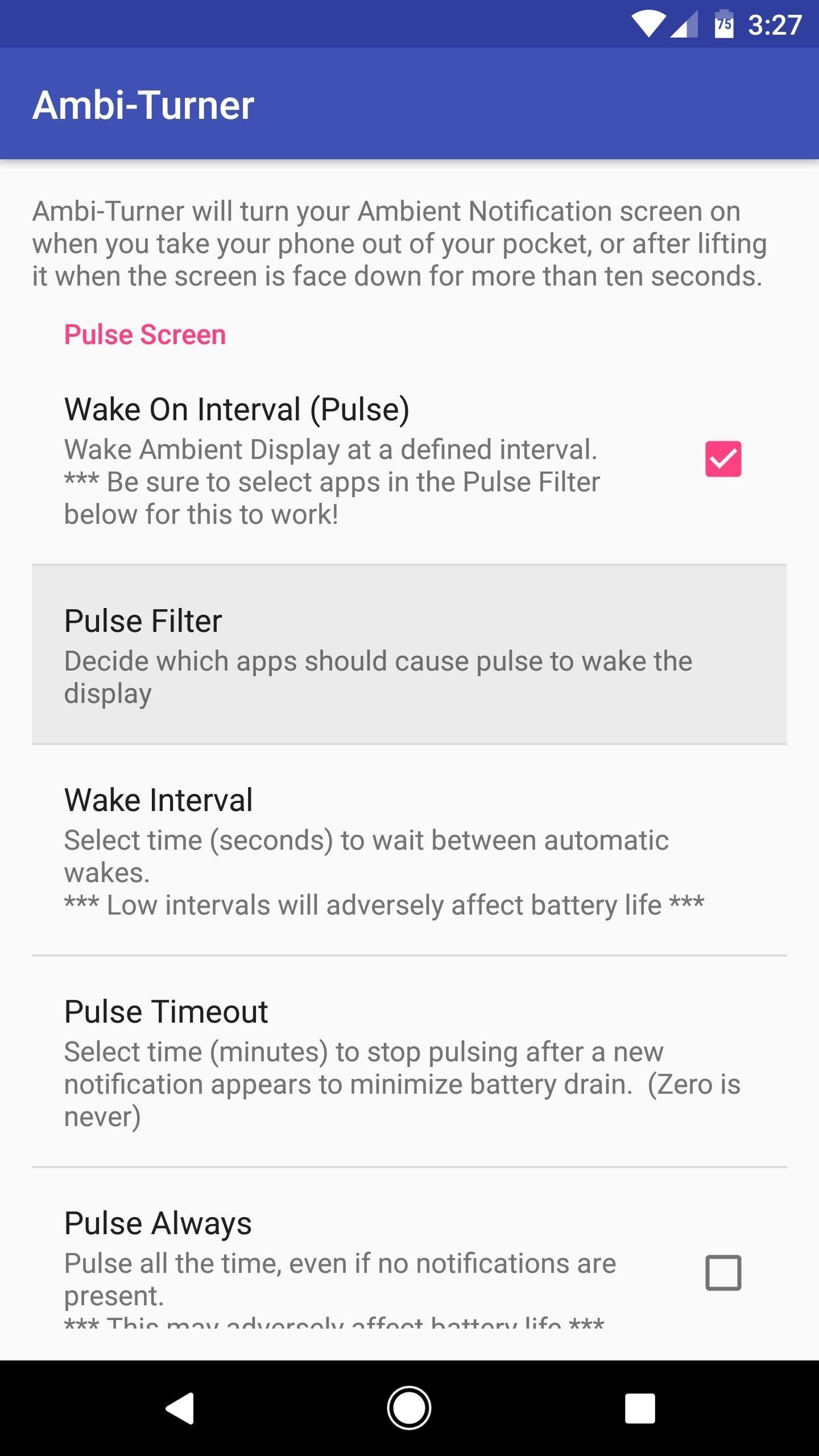 How to Get Motorola's Active Display Features on Your Pixel or Nexus