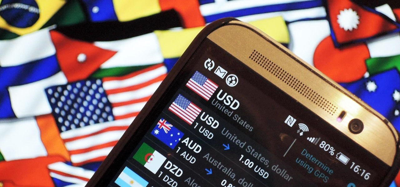 Use Your Android's Camera to Automatically Convert Foreign Price Tags