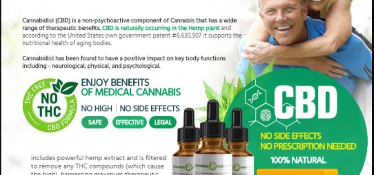 Mothers Medicine CBD Canada Reviews & Where to Buy « Android :: Gadget Hacks