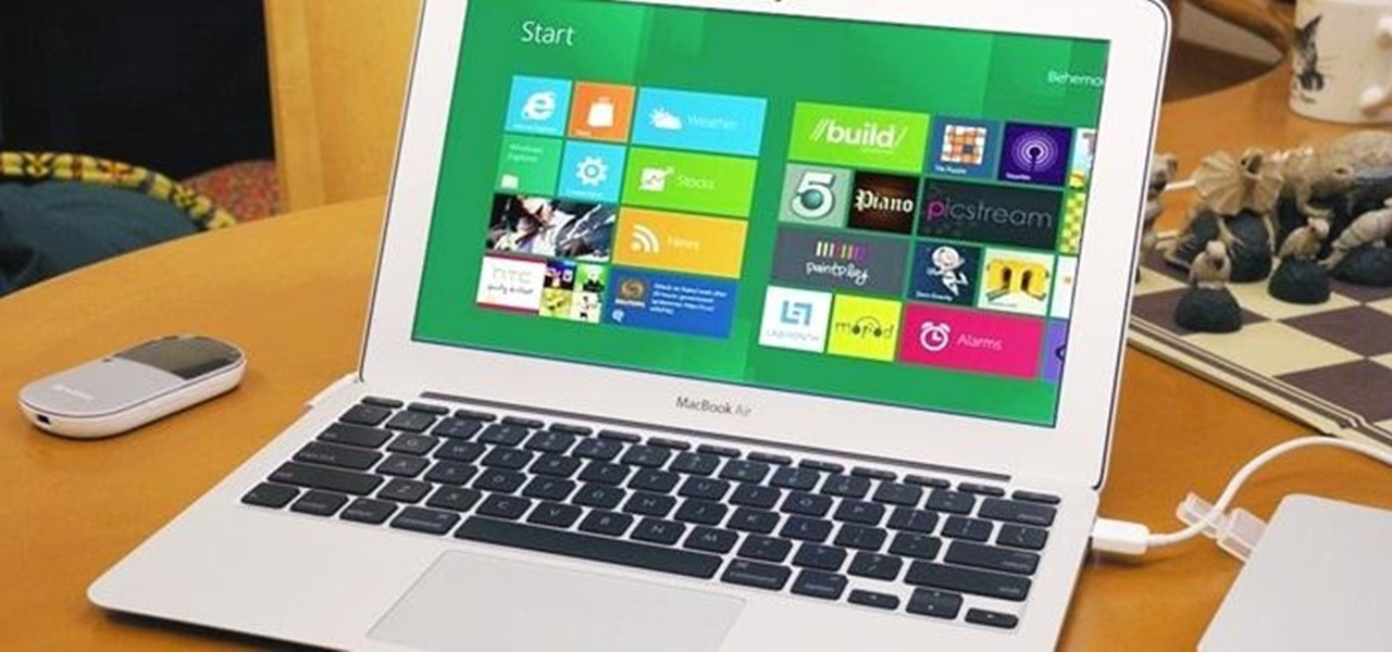 Install Windows 8 Preview on Your Mac from a Bootable Flash Drive