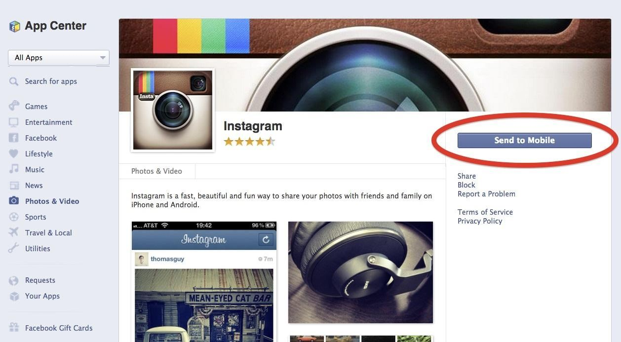 How to really connect your instagram account to facebook on your how to finally connect your instagram to facebook ccuart Images