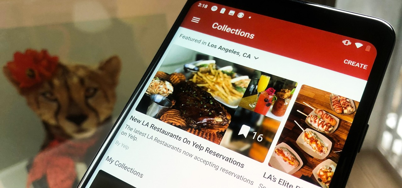How To: Use Yelp Collections to Find New Places & Keep Your Bookmarked Locations More Organized