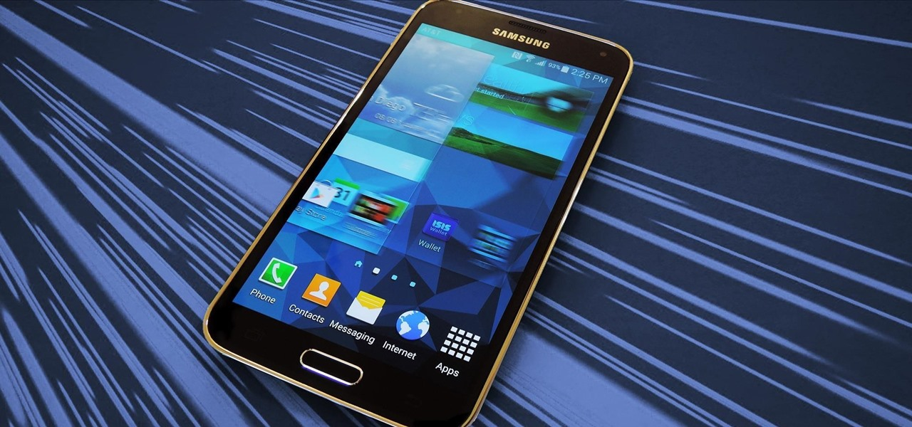 Speed Up the TouchWiz Launcher on Your Samsung Galaxy S5